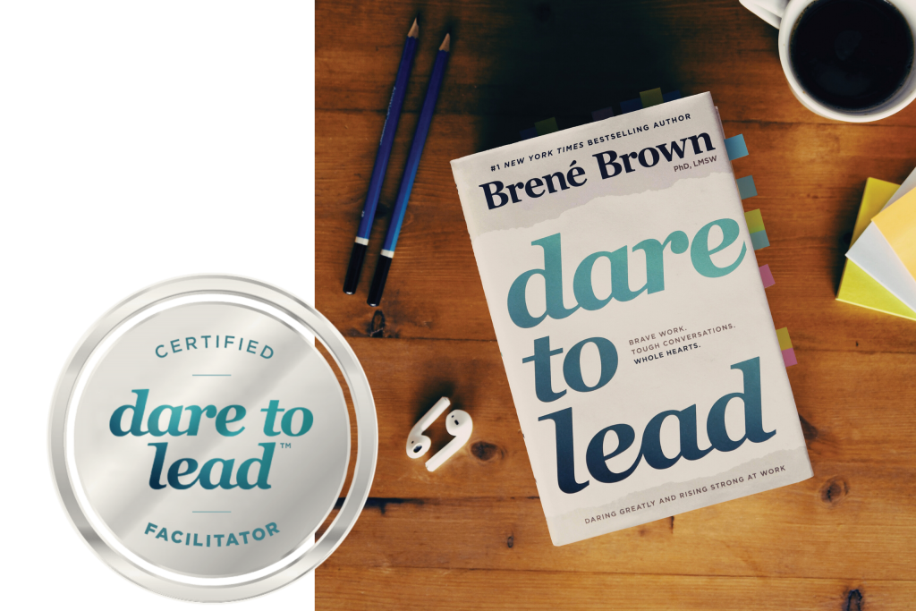 Julia Ridout, Chief Encouragement Officer, adapt to change, engage your staff, achieve success, leadership coaching, advisor, projects, Date to lead, Brene Brown