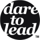 Julia Ridout, Chief Encouragement Officer, Dare to lead logo, Julia Ridout, Chief Encouragement Officer, Logo, senior management, middle management,